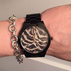 MICHAEL Michael Kors Tiger Watch